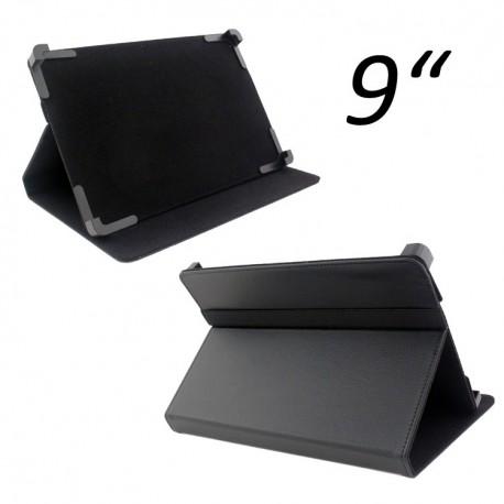 Funda universal soporte para tablet 9 pulgadas con esquinas moviles - Soporte para tablet ...